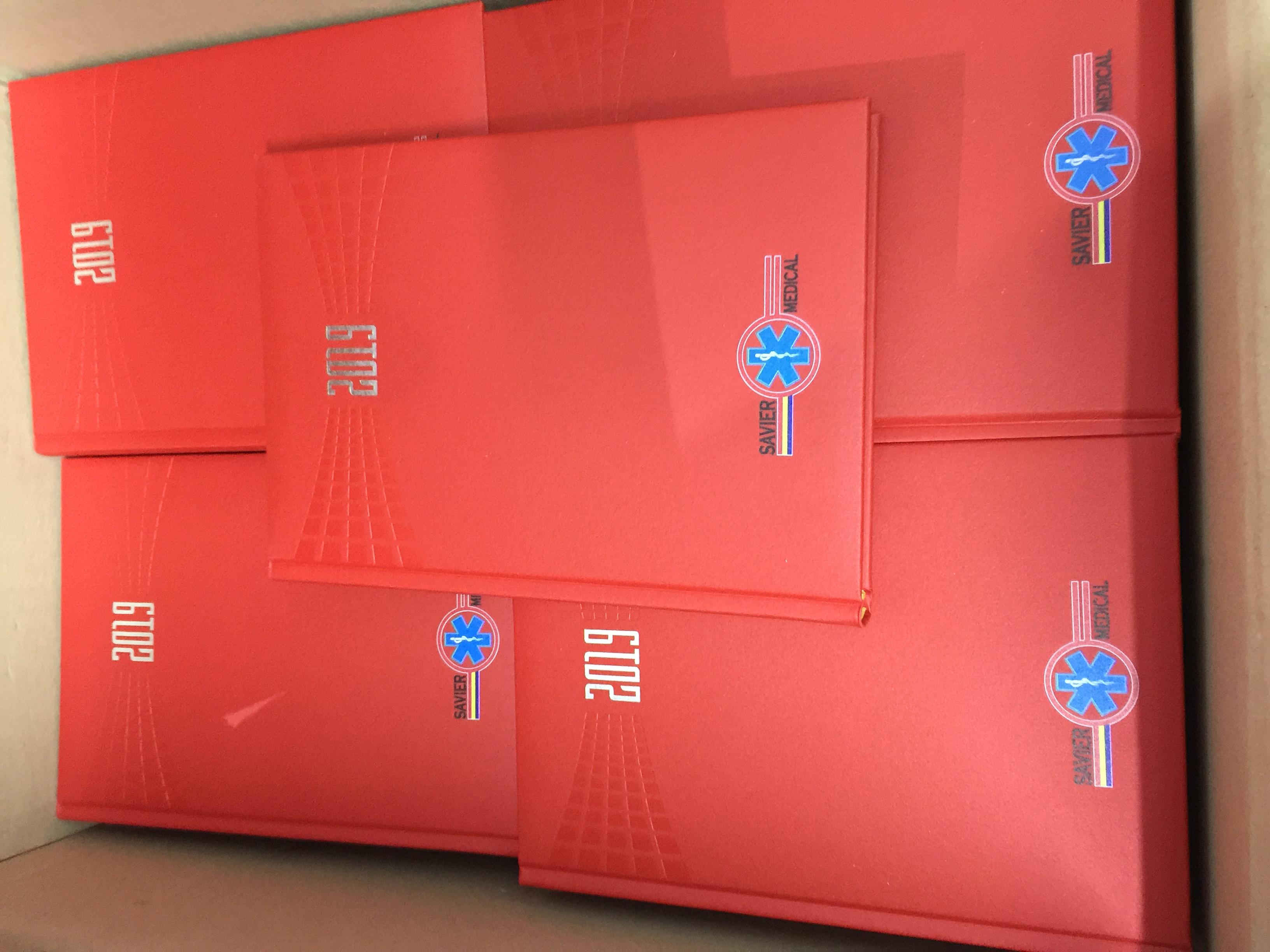 Agende personalizate UV pe Mimaki UJF